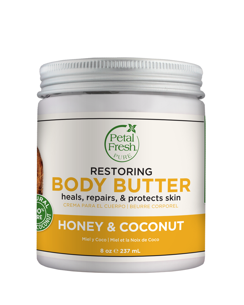 Restoring Honey & Coconut Body Butter