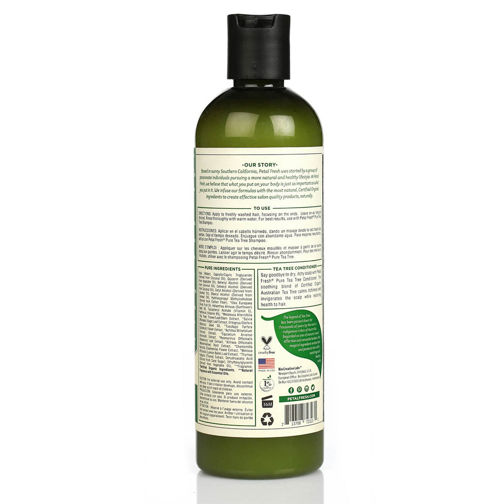 Scalp Treatment Tea Tree Conditioner