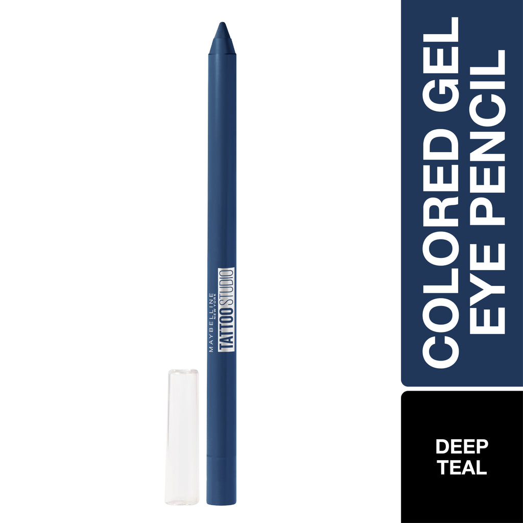 Tattoo Studio Gel Liner Pencil Deep Teal