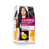 Casting Creme Gloss Hair Color In Ebony Black