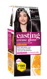 Casting Creme Gloss Small Pack In Ebony Black