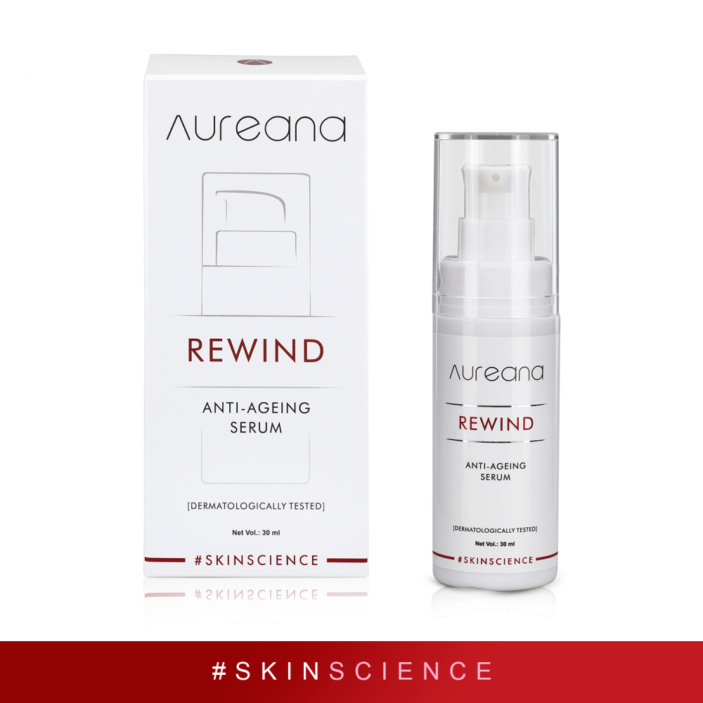 Rewind Anti Ageing Serum