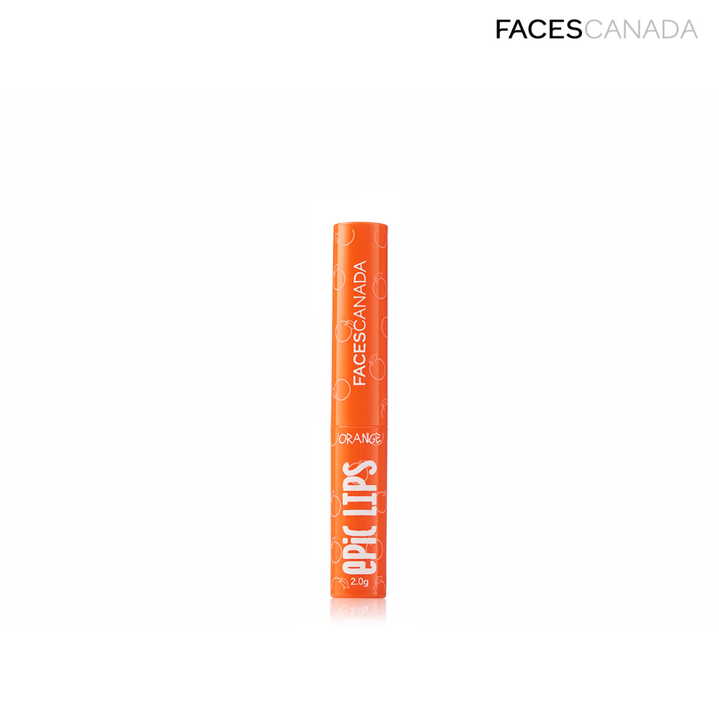 Epic Lip Balm Orange 04 2 g