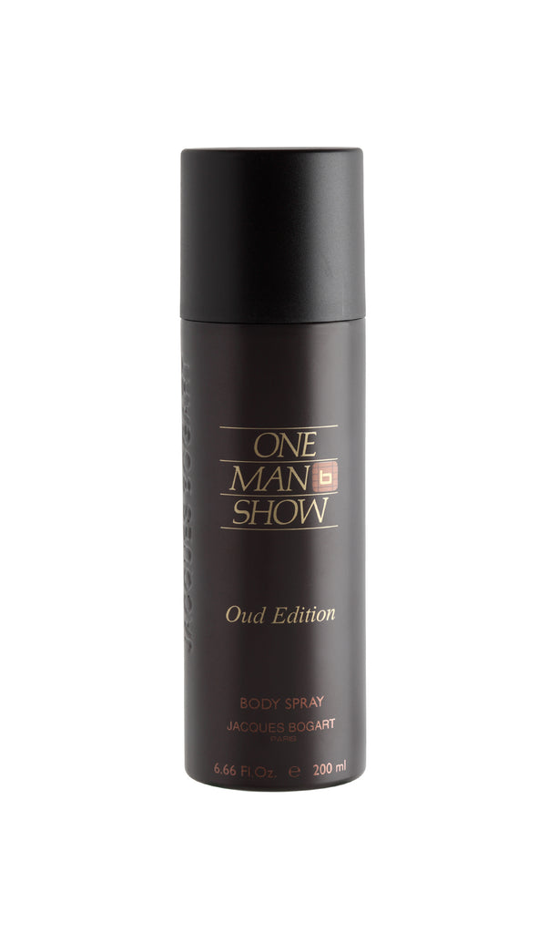 One Man Show Oud Deodorant Spray 200ml