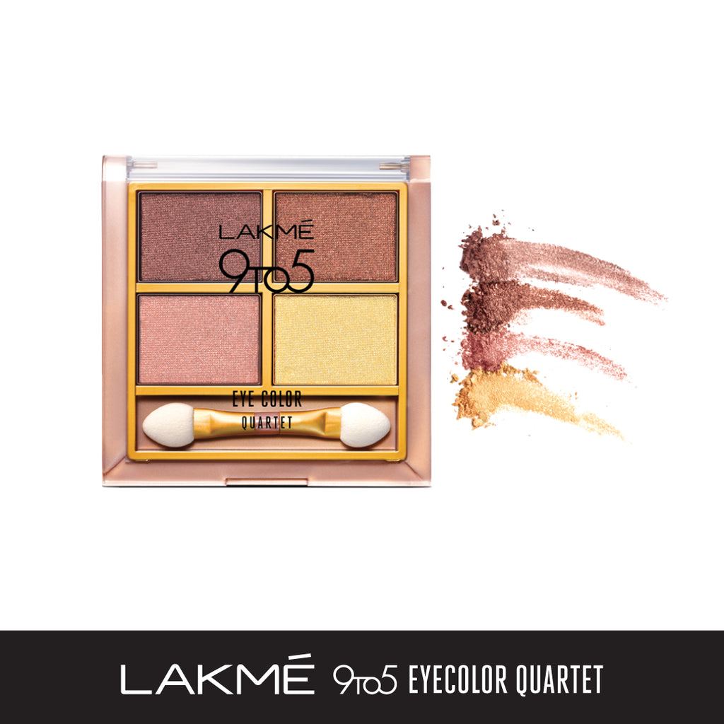 9 to 5 Eye Color Quartet Eye Shadow Desert Rose 7gm