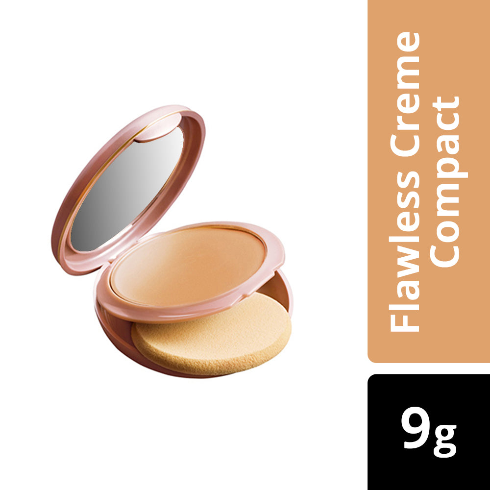 9 to 5 Flawless Creme Compact Marble 9gm