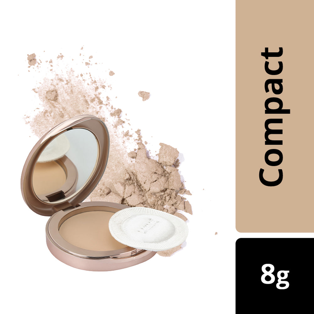 9 to 5 Flawless Matte Complexion Compact Almond 8gm