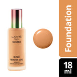 9 to 5 Naturale Foundation Drops, Natural Almond, 18 ml