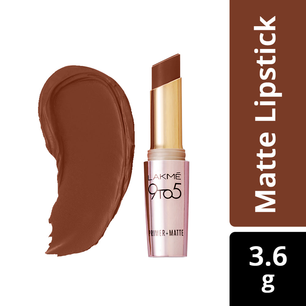 9 to 5 Primer + Matte Lip Color MB11 Espresso Shot 3.6gm