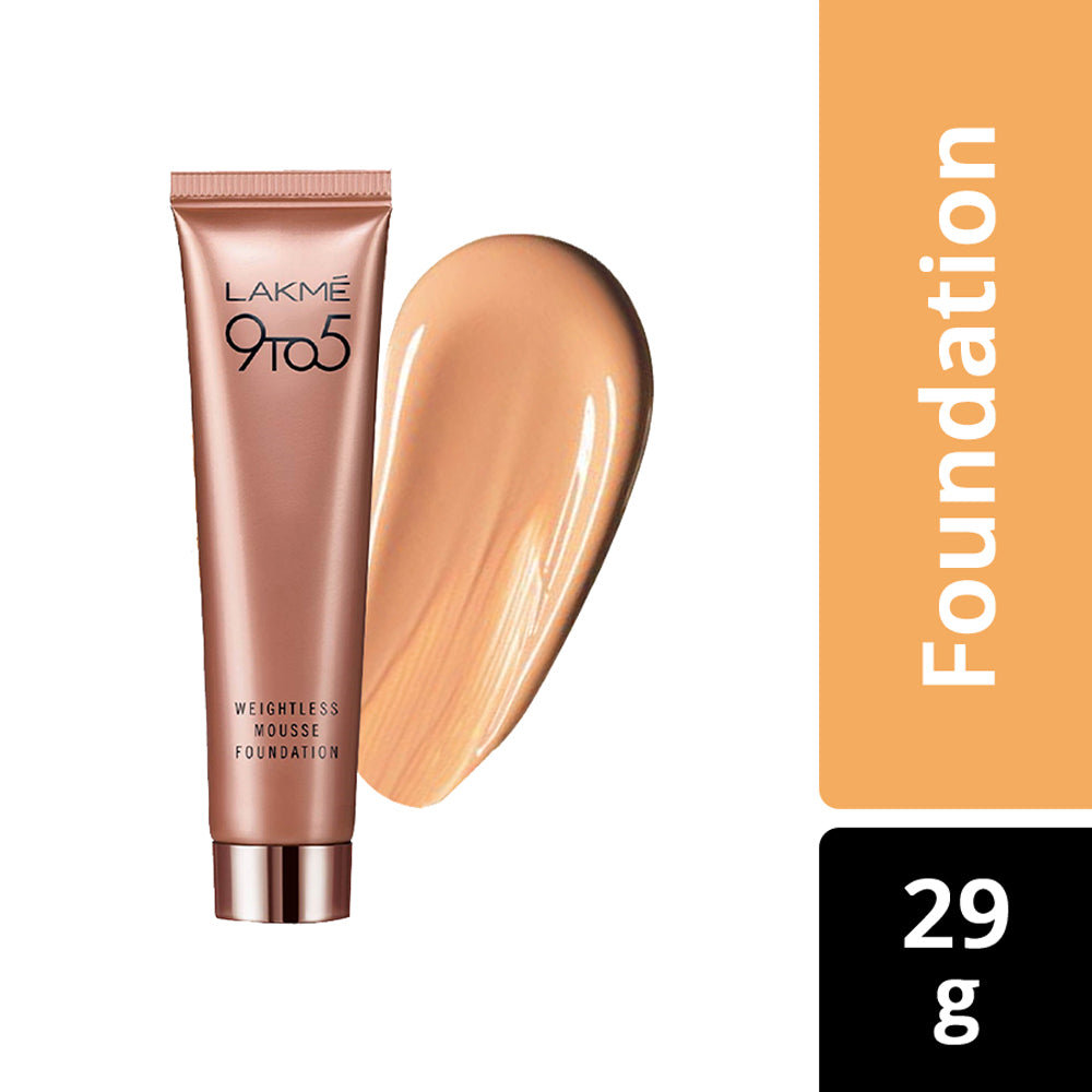 9 to 5 Weightless Mousse Foundation Beige Vanilla 29gm