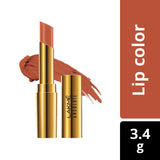 Absolute Argan Oil Lip Color 17 Caramel Custard 3.4gm