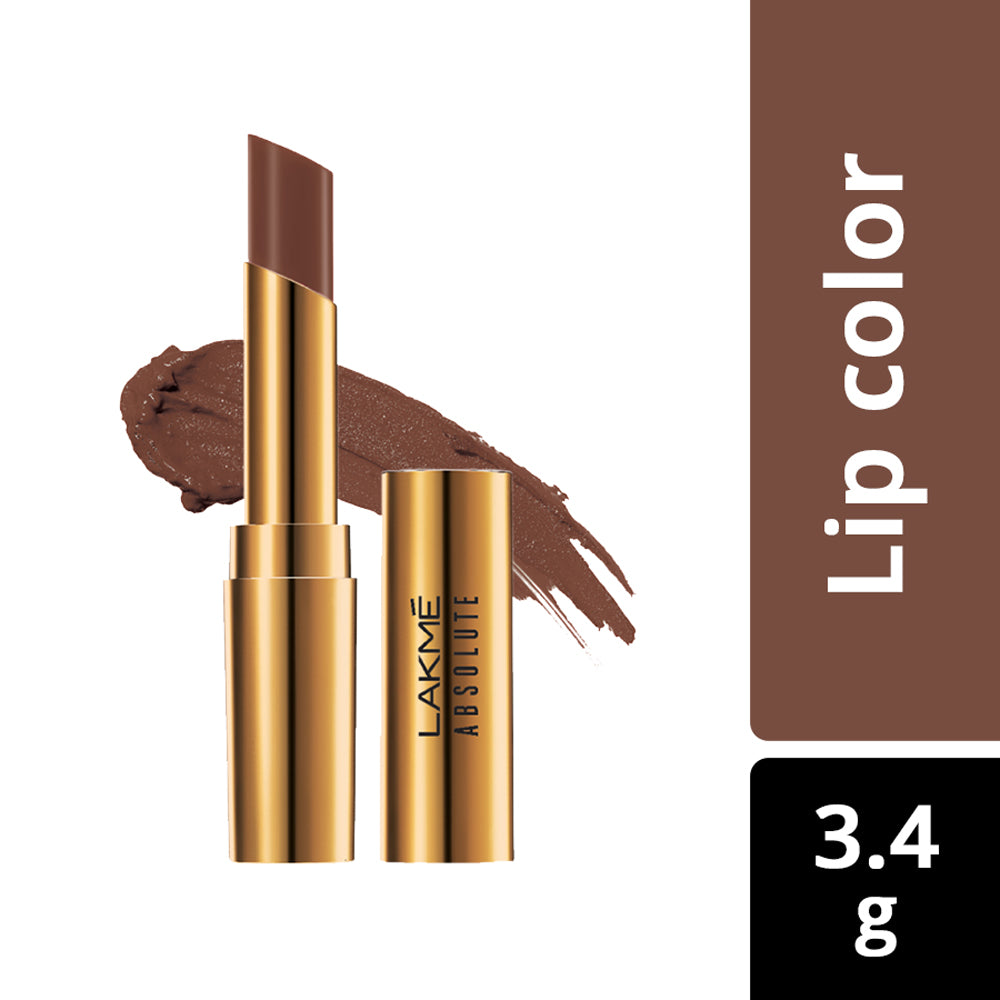 Absolute Argan Oil Lip Color 20 Burnt Brown 3.4gm