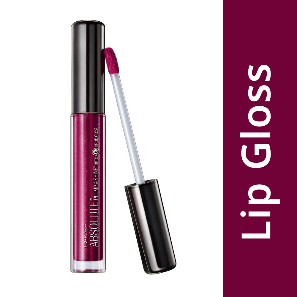 Absolute Plump & Shine Lip Gloss Plum Shine 3ml