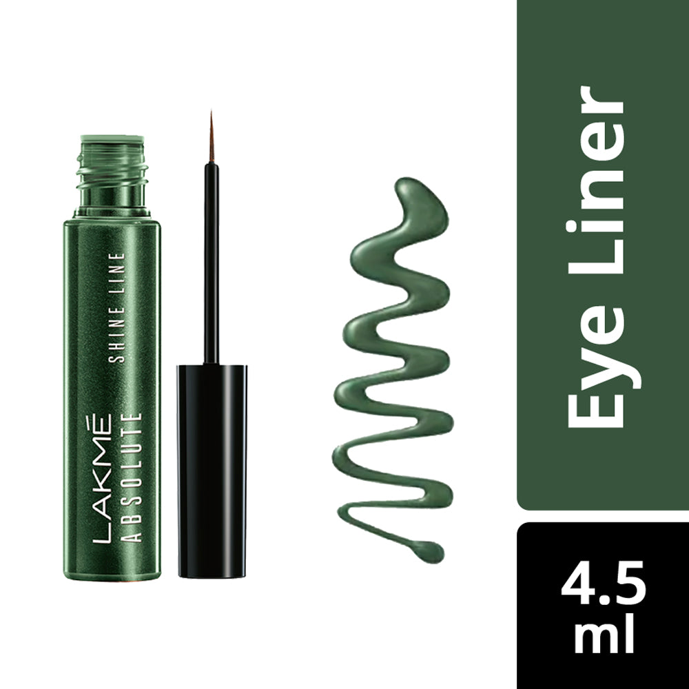 Absolute Shine Line Eye Liner Sparkling Olive 4.5ml