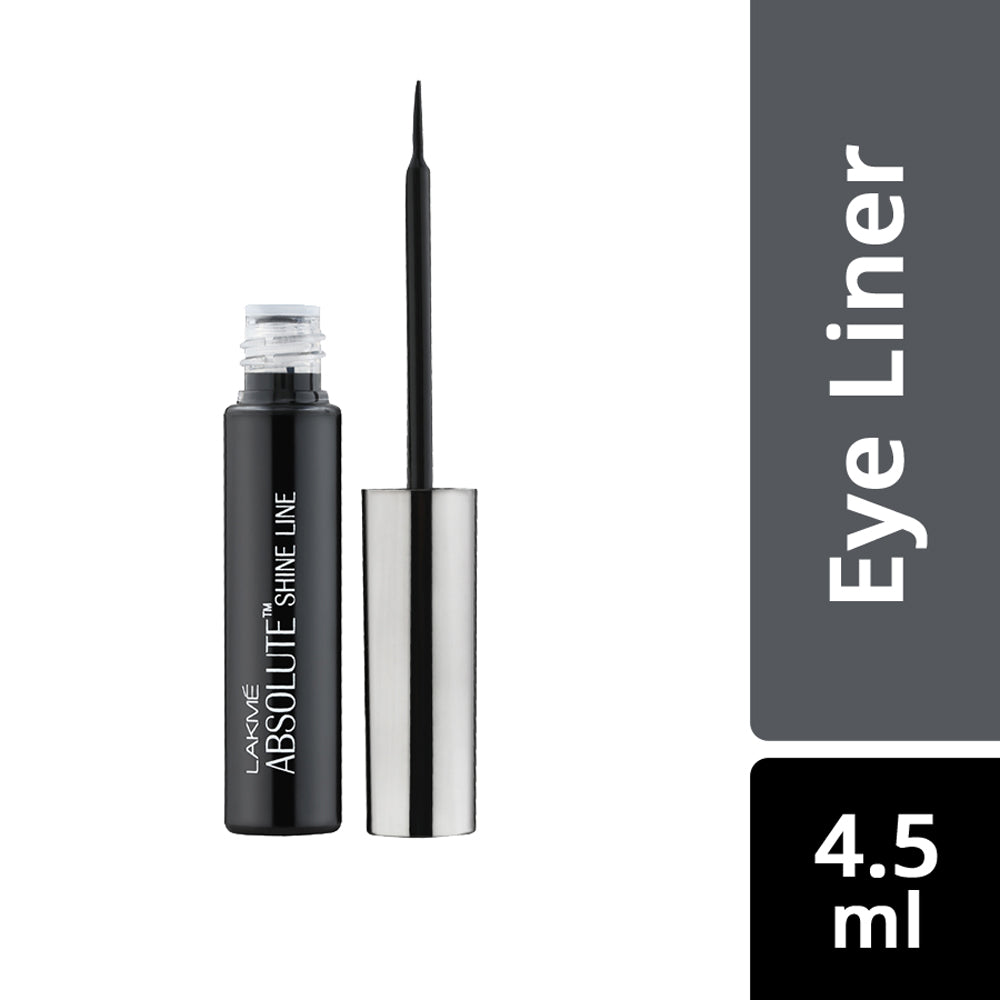 Absolute Shine Liquid Eye Liner Black 4.5ml