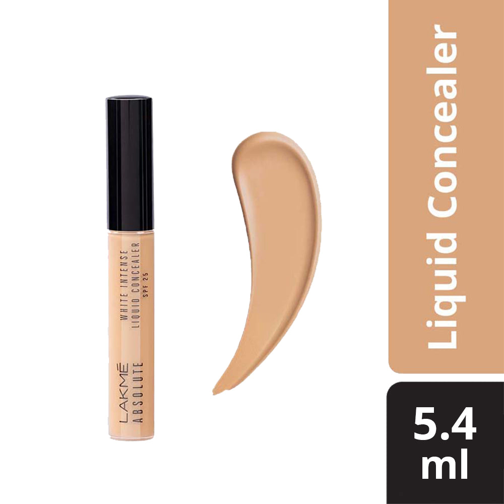 Absolute White Intense Liquid Concealer, Beige Honey 5.4 ml