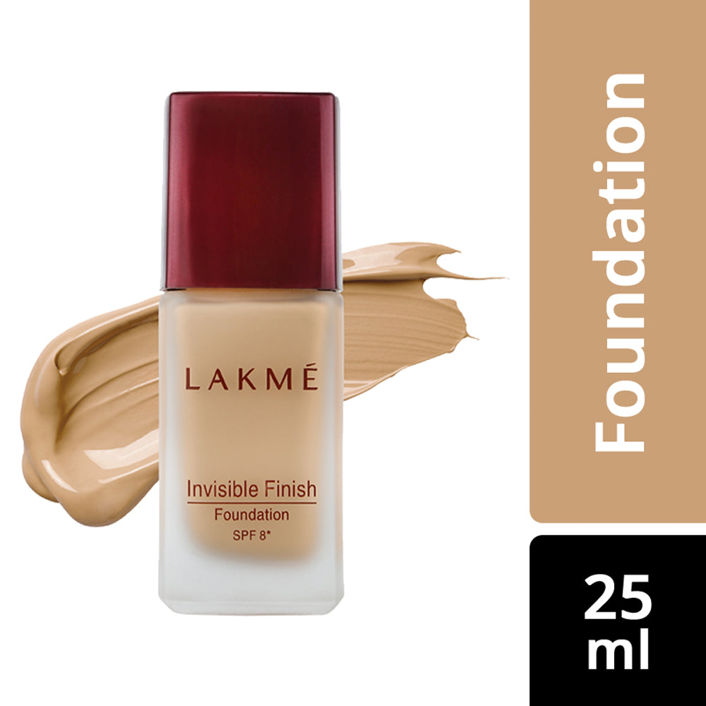 Invisible Finish SPF 8 Foundation Shade 04 25ml