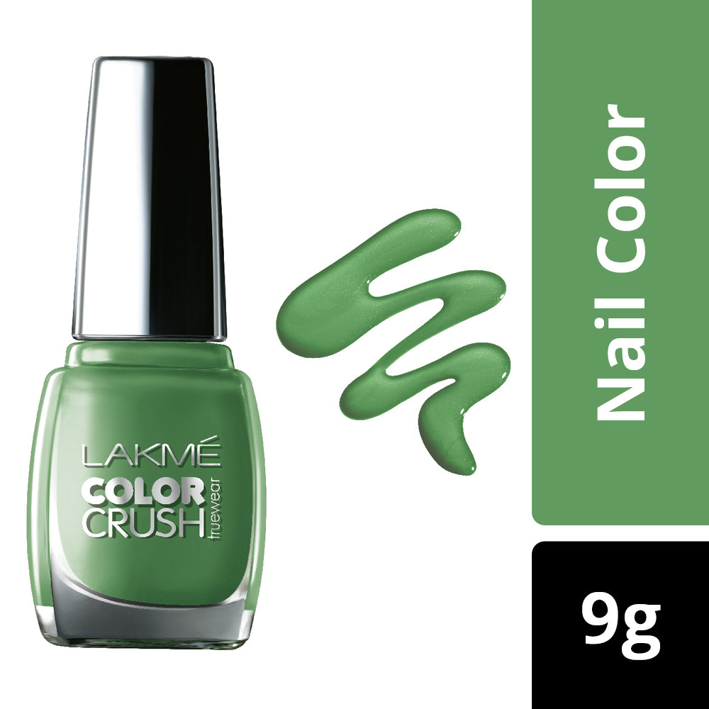 True Wear Color Crush Nail Color Green 54 9ml