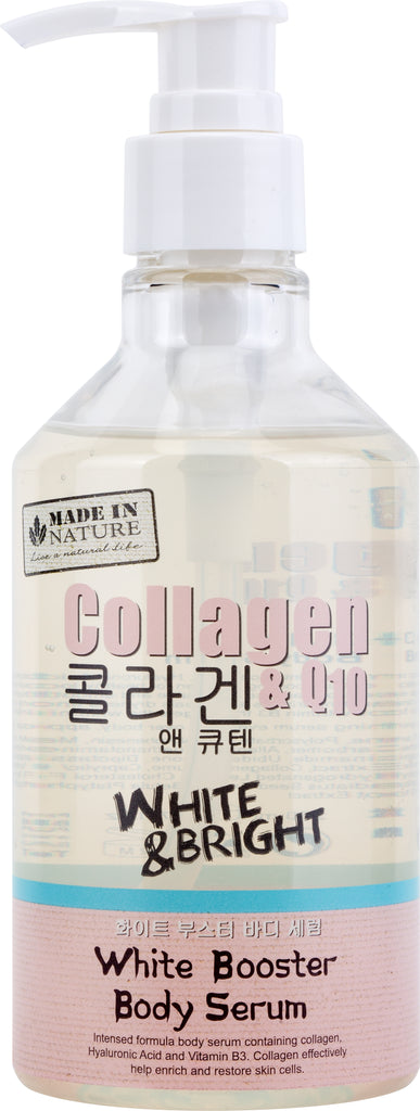 Made in Nature Collagen & Q10 White Booster Body Serum