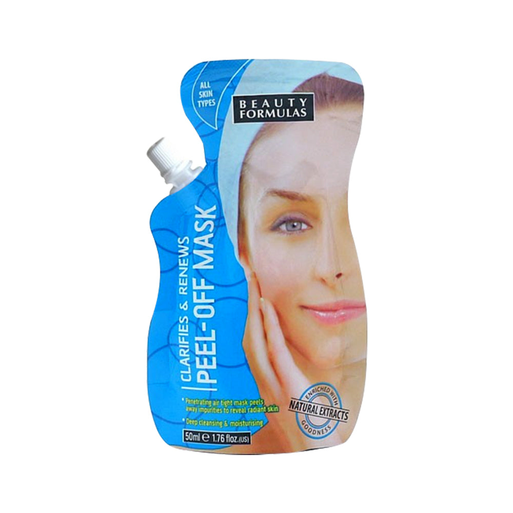 Clarifies & Renews Peel Off Mask 50ML