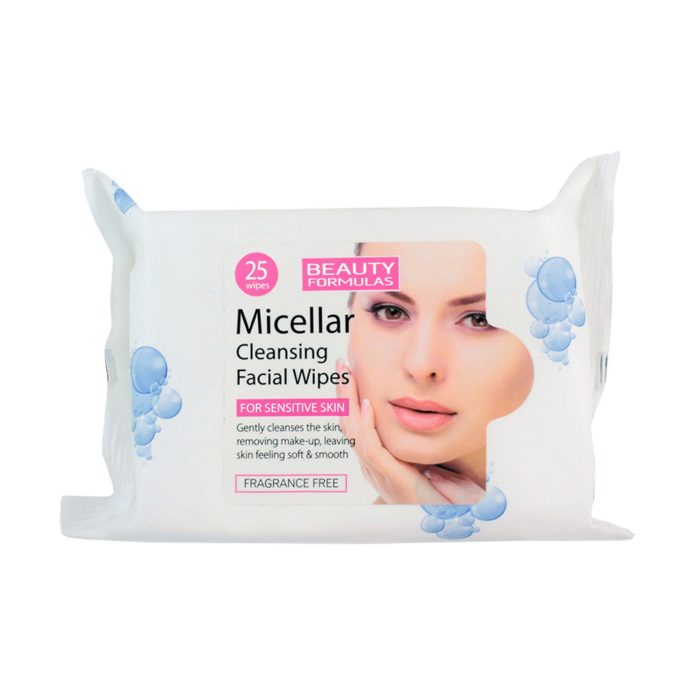 Micellar Cleansing wipes 25'S