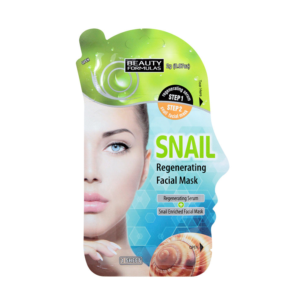 Snail Regenerating Facial Mask 2g+1