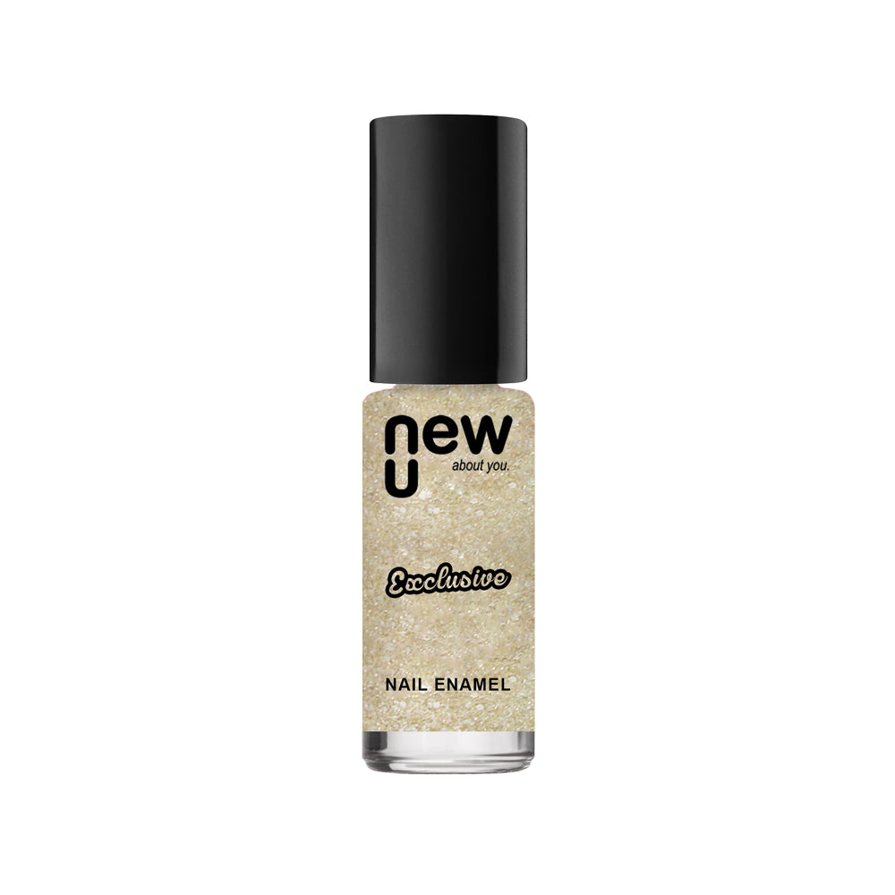 Exclusive Nail Enamel Gold Tinsel-159 7 ML