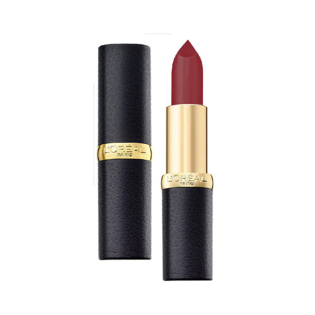 Color Riche Matte Lipstick, 245 Sleek Dominance, 3.7g