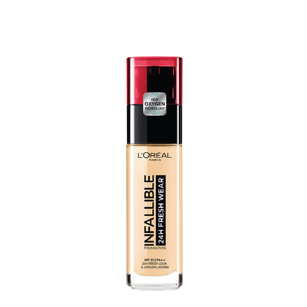 Infallible 24H Fresh Wear Foundation, 125 Natural Rose