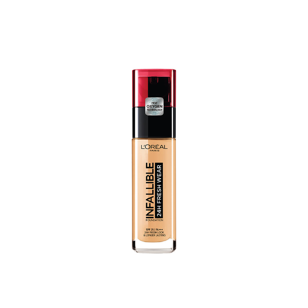Infallible 24H Fresh Wear Foundation, 250 Radiant Sand