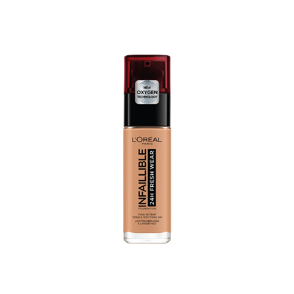 Infallible 24H Fresh Wear Foundation, 300 Amber