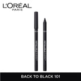 Infallible Gel Crayon Eyeliner, 101 Back to Black