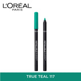 Infallible Gel Crayon Eyeliner, 117 True Teal