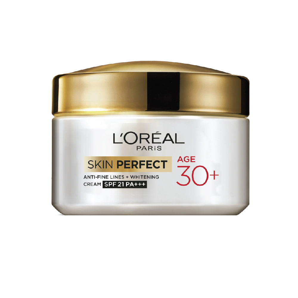 Skin Perfect 30+ Anti-Fine Lines Cream, 50g
