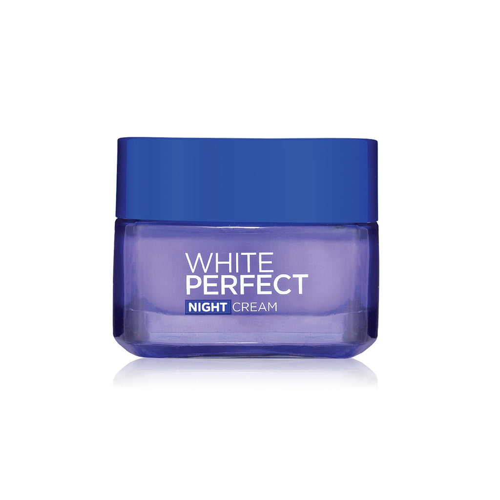 White Perfect Night Cream, 50ml