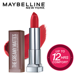 Color Sensational Creamy Matte Lipstick, 641 Pink my Red, 3.9g