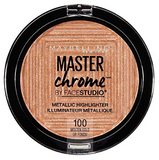 Face Studio Master Chrome Metallic Highlighter ,Molten Gold