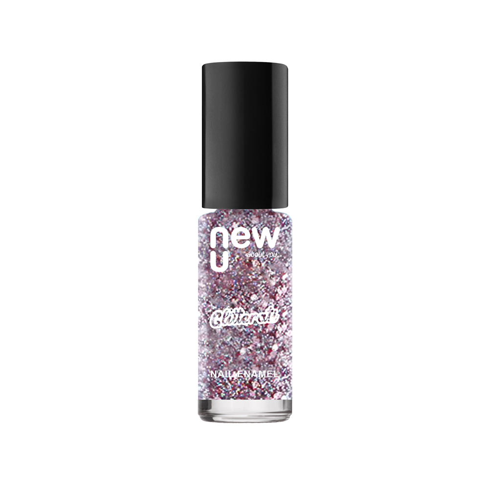Nail Enamel Gliterrati Rose Quartz-108 7 ml