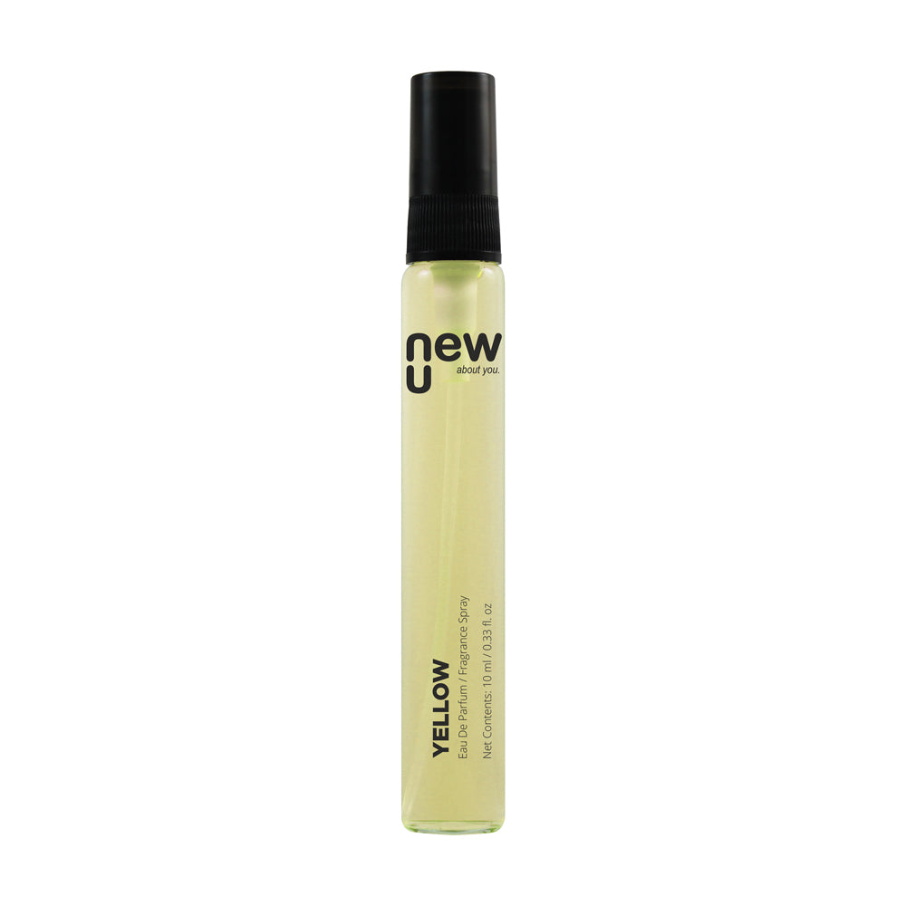 Pocket Perfume 10ml-Yellow