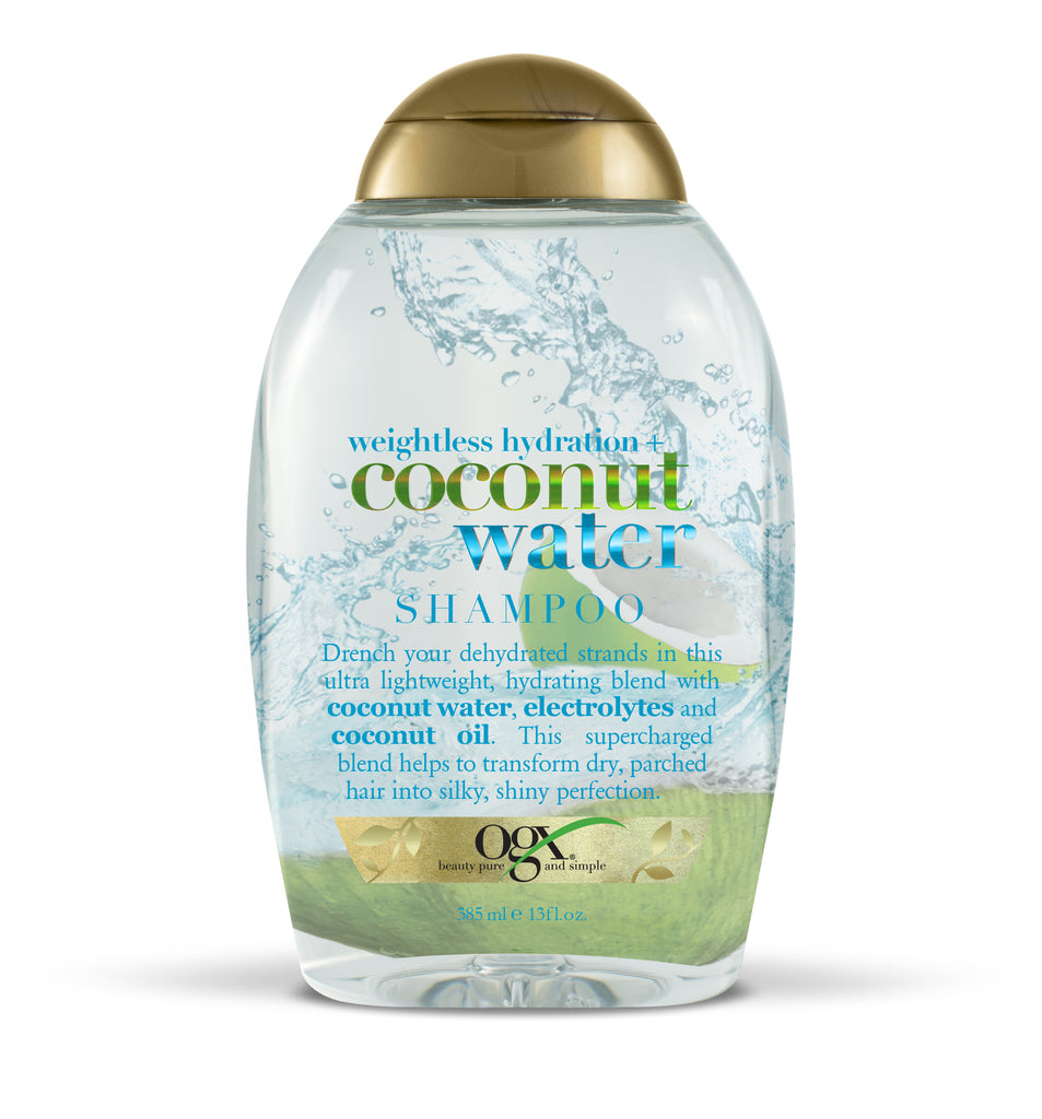 Coconut Water Shampoo  385ml