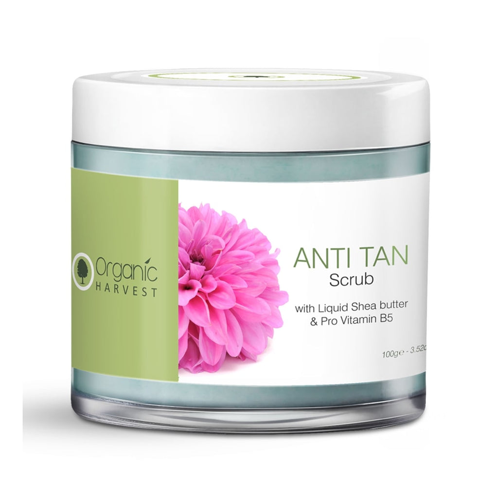 Face Scrub - Anti Tan 100 gm