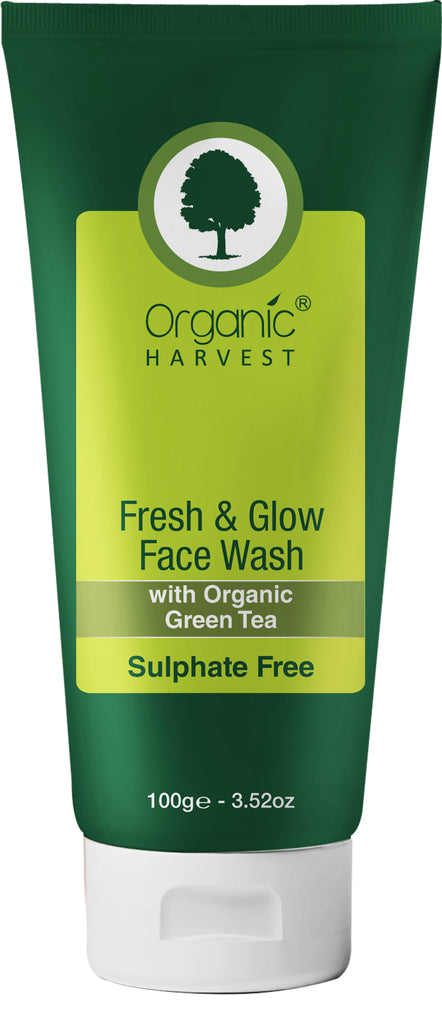 Face Wash - Fresh & Glow (Sulphate Free) 100 ml