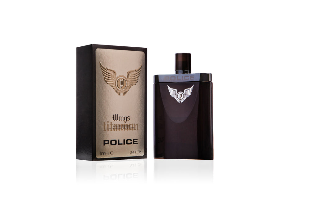 Wings Titanium Eau de Toilette 100ml