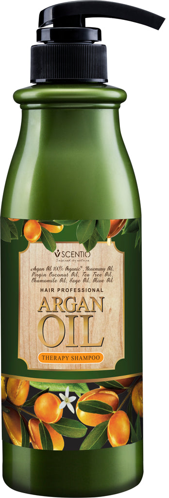 Hair Professional Argan Oil Therapy Shampoo