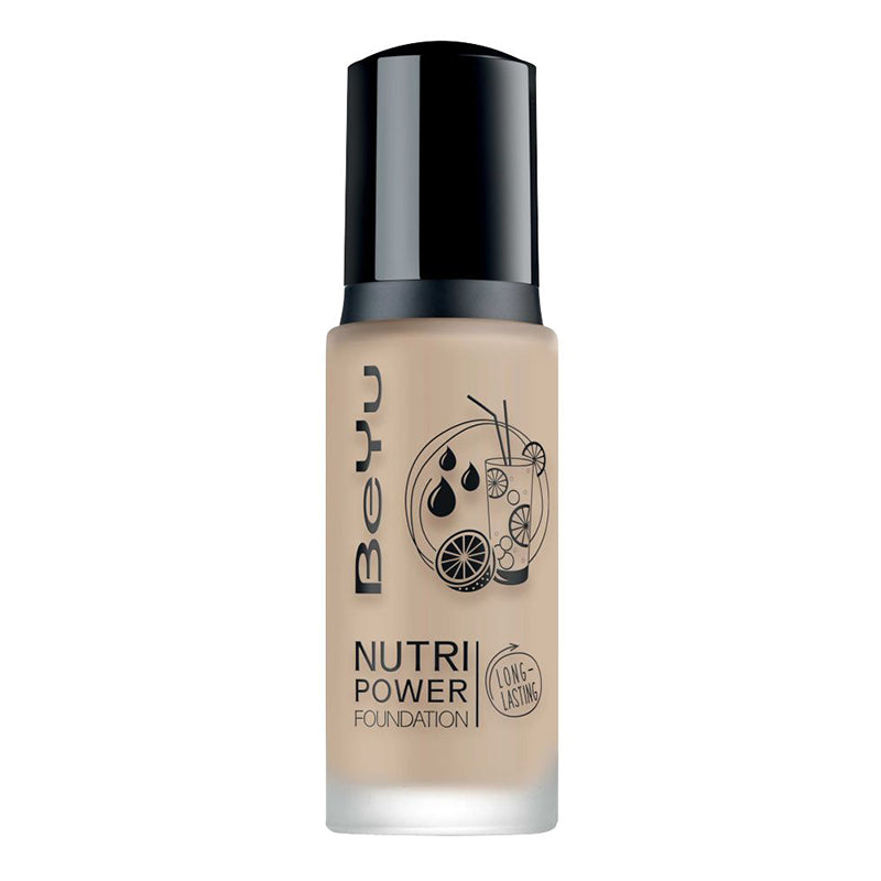 NUTRI POWER FOUNDATION GOLDEN HONEY30ML