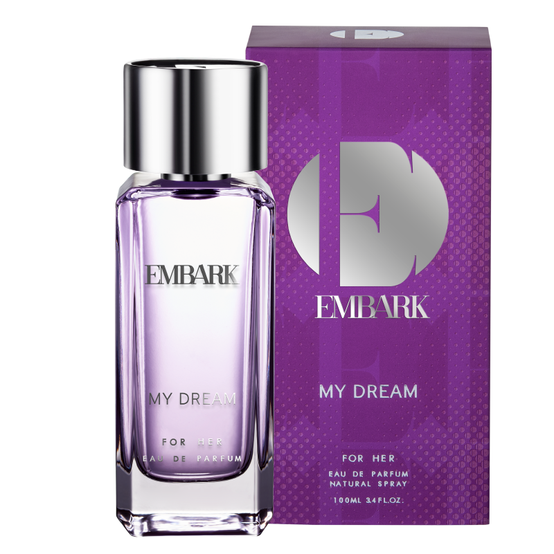 My Dream  For Her -EAU DE PARFUM NATURAL SPRAY -100 ml