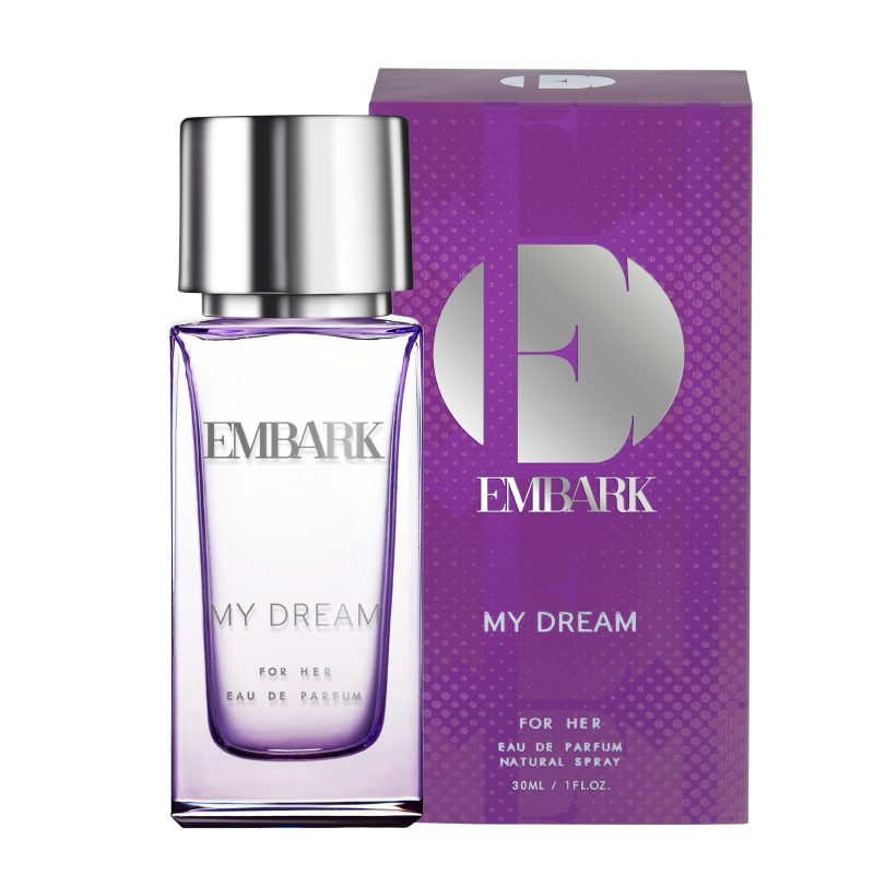 My Dream For Her - EAU DE PARFUM NATURAL SPRAY - 30 ml