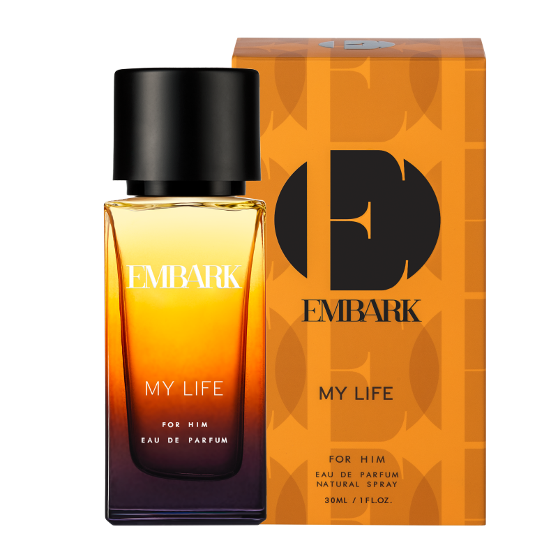 My Life For Him - EAU DE PARFUM NATURAL SPRAY - 30 ml