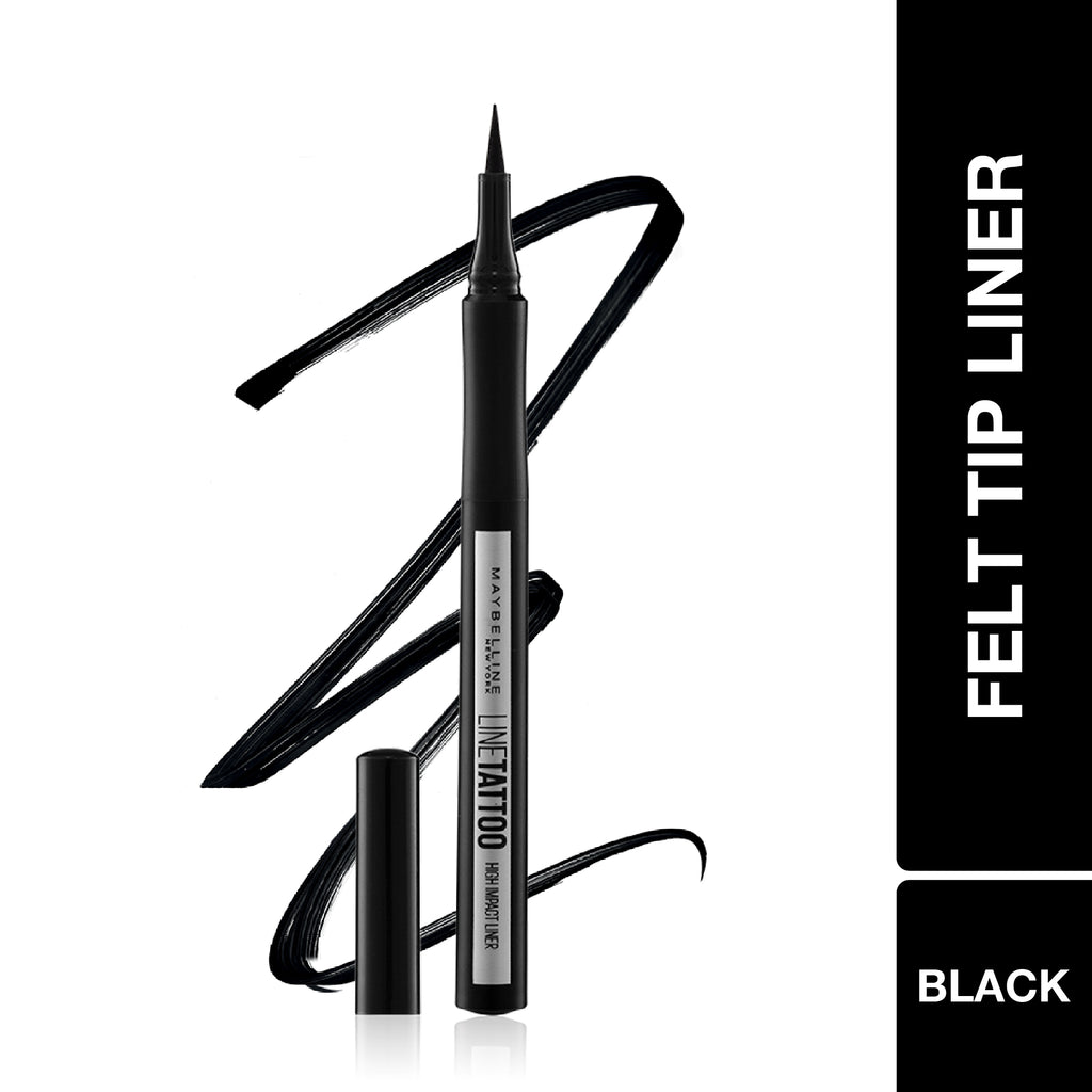 Line Tattoo High Impact Liner Black