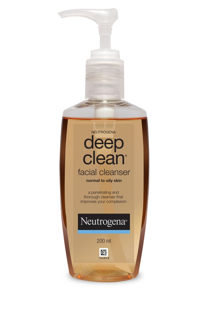 Deep Clean Facial Cleanser 200 ml